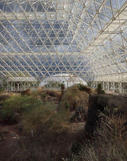 Биосфера 2: крах мечты